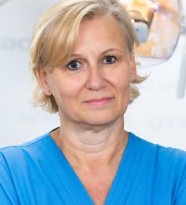 Lek. dentysta Joanna Kołciuk