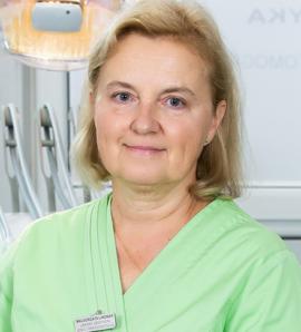 Lek. dentysta Małgorzata Lindner