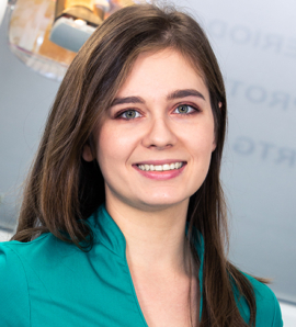 Lek. dentysta Monika Błońska