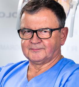 Lek. dentysta Stanisław Kołciuk
